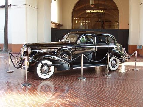1938 - Buick, Century