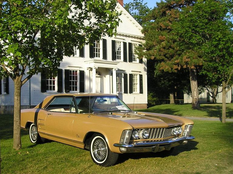 1963 - Buick, Riviera