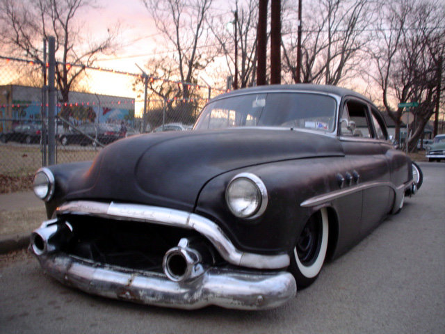 1951 - Buick, 2dr Special