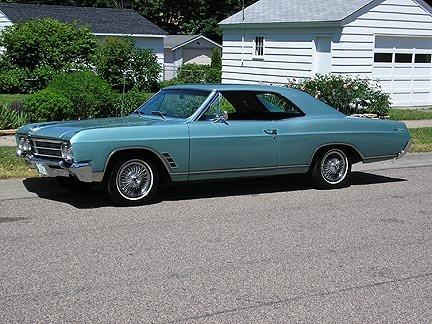1966 - Buick, Skylark