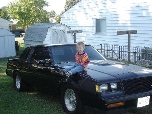 1984 - Buick, Regal / T-Type V8