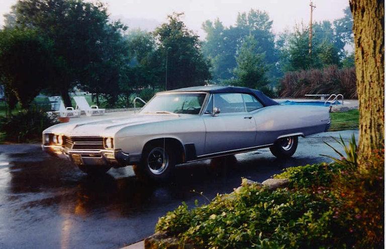 1967 - Buick, Wildcat Custom Convertible