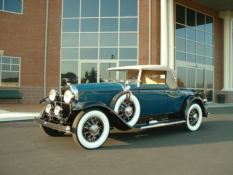 1931 - Buick, 96C Convertible Coupe