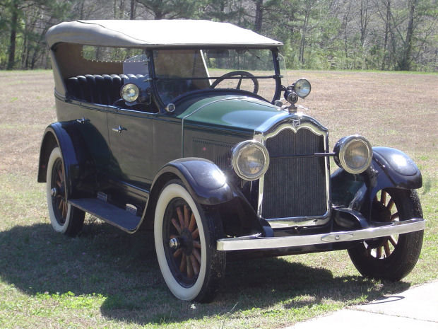 1925 - Buick, 25 A Touring