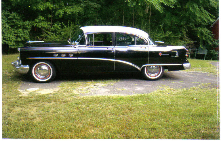 1954 - Buick, Special