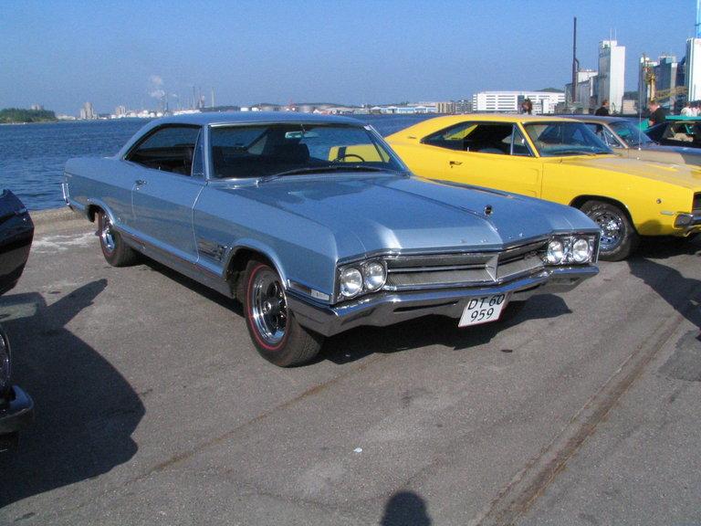 1966 - Buick, Wildcat GS