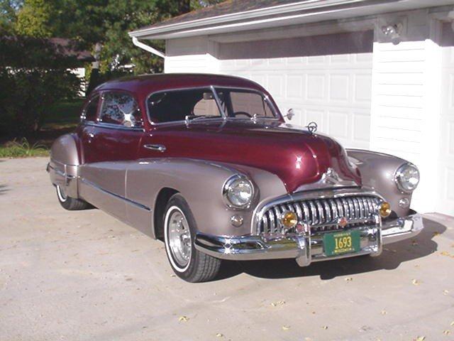 1947 - Buick, Roadmaster
