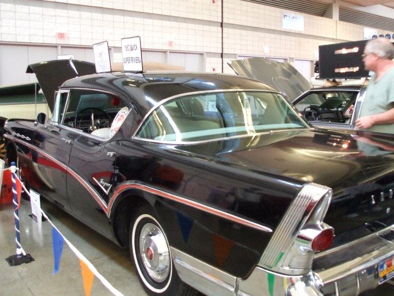 1957 - Buick, Super Riviera