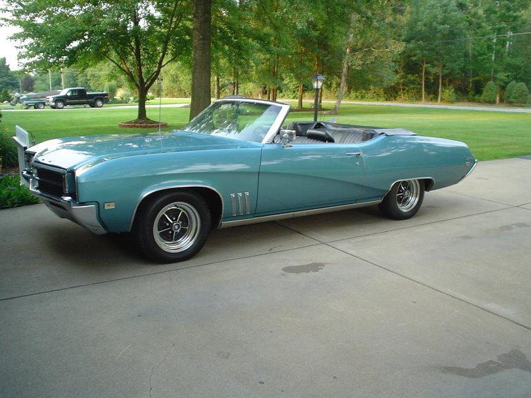 1969 - Buick, Skylark