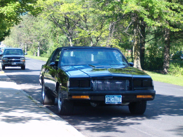 1987 - buick, grand national