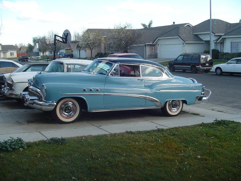 1953 - buick, super riv