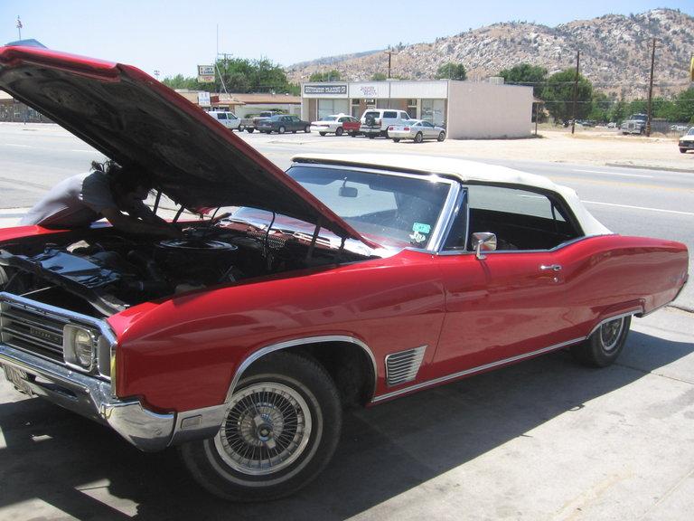 1968 - Buick, Wildcat