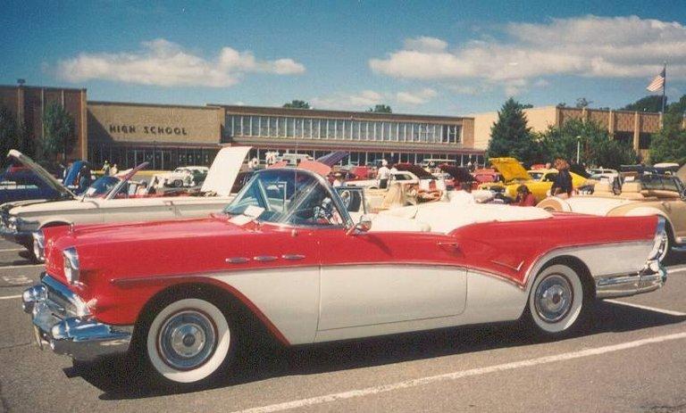 1957 - Buick, 46C