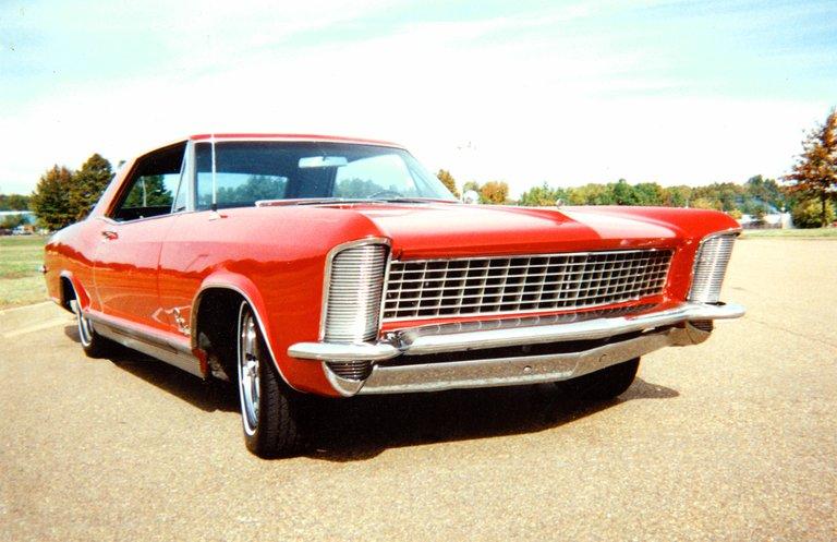 1965 - Buick, Riviera GS