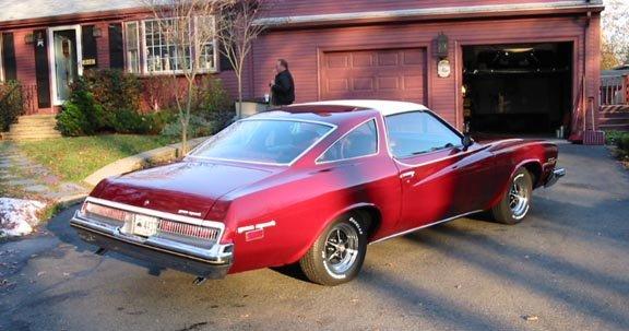 1974 - Buick, Gran Sport