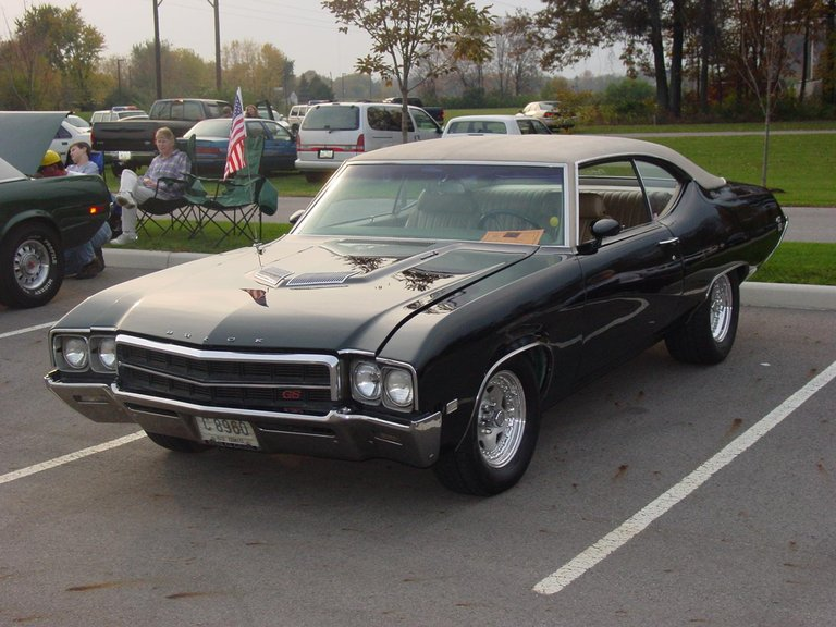 1969 - buick, GS400