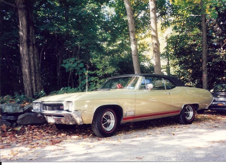 1968 - Buick, GS-400 Convertible