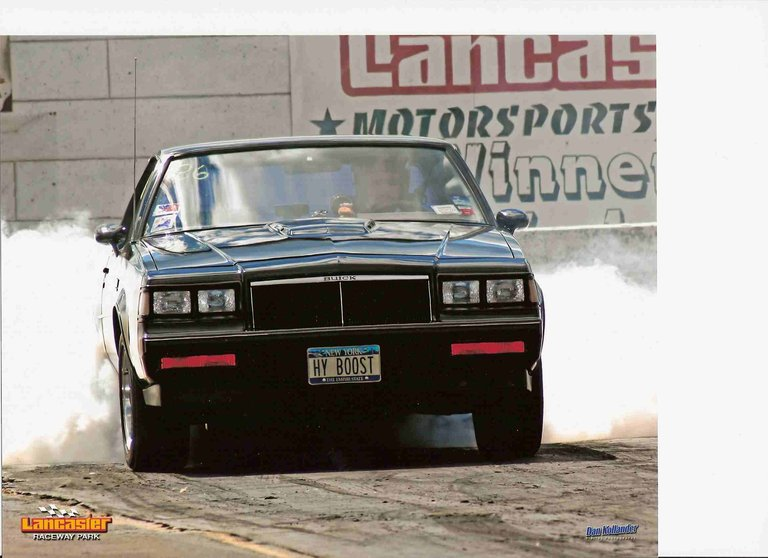1986 - Buick, Grand National