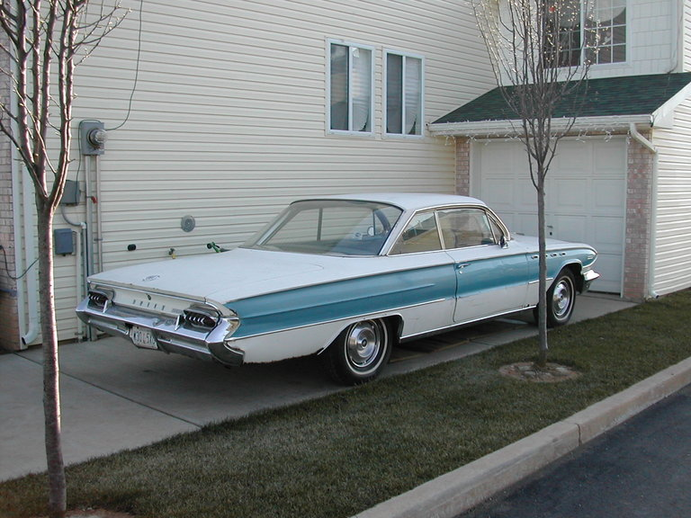 1961 - Buick, Electra