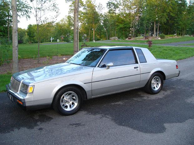 1987 - Buick, Regal T-Type