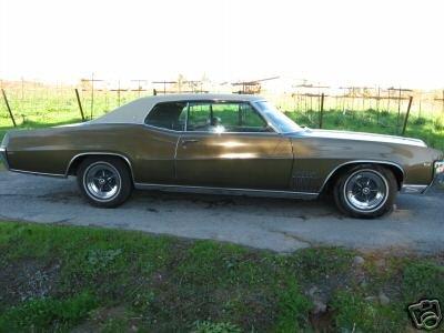 1969 - Buick, Wildcat