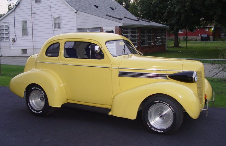 1938 - Buick, Special  Series 40