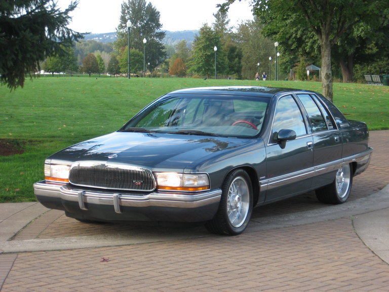 "1994 - Buick, Roadmaster ""Gran Sport"""