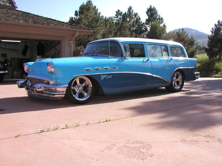 1956 - Buick, Century