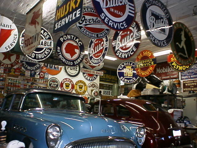 1954 - Buick, Roadmaster