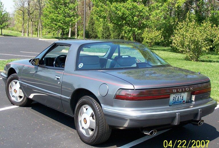 1989 - Buick, Reatta