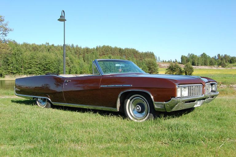 1968 - Buick, Electra 225 convertible