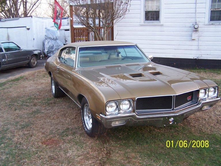 1970 - Buick, Skylark