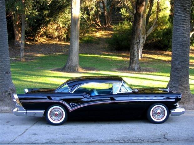 1957 - Buick, Century Riviera hardtop