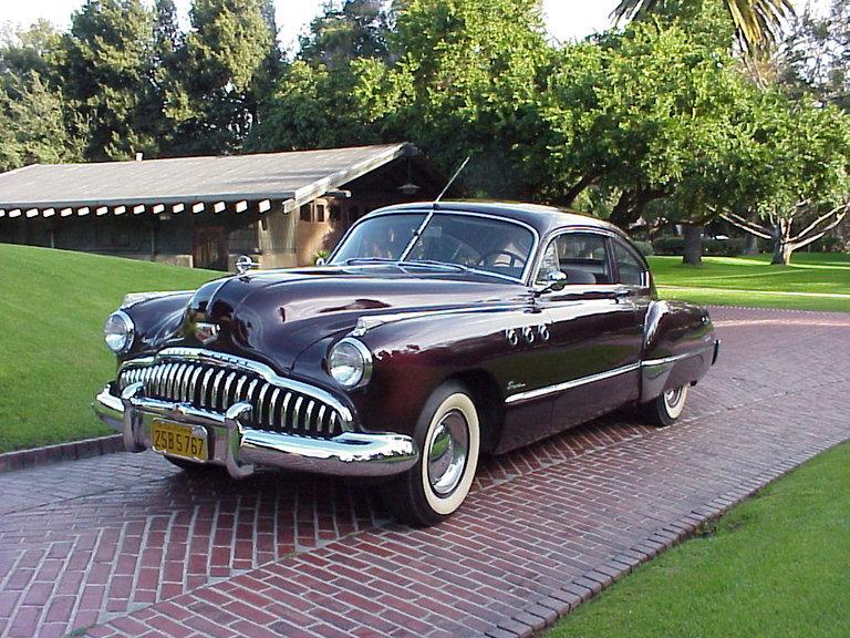 1949 - Buick, Sedanette