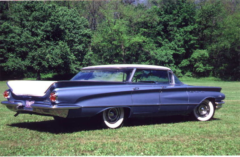 1960 - Buick, Le Sabre Model 4439 four door hardtop