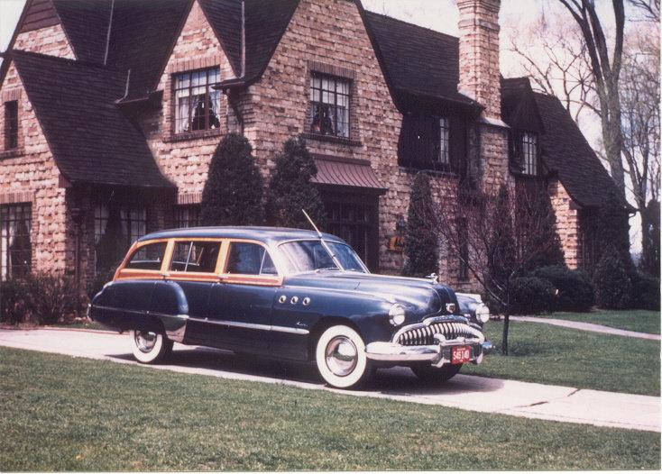 1949 - Buick, Roadmaster Wagon