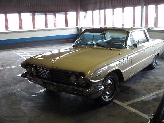 1961 - buick, invicta