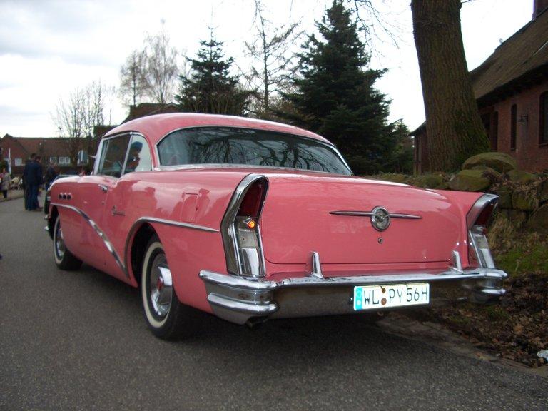 1956 - Buick, Special 2-door Riviera