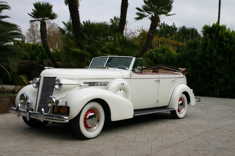 1937 - buick, roadmaster