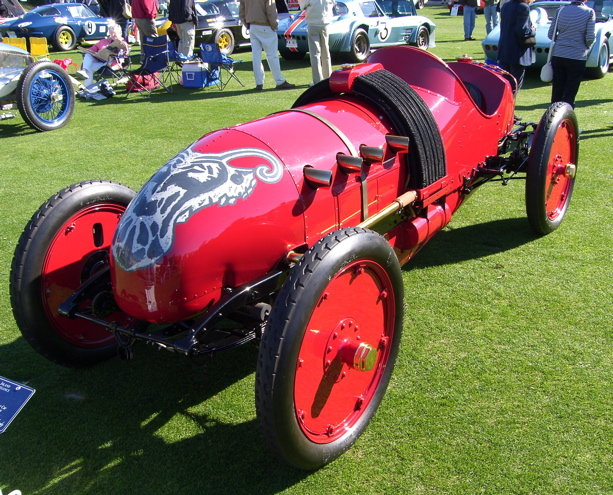 1910 - Buick, Bug Race Car