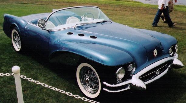 1954 - Buick, Wildcat II