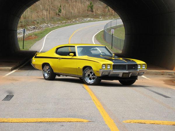 1970 - Buick, Motion GSX