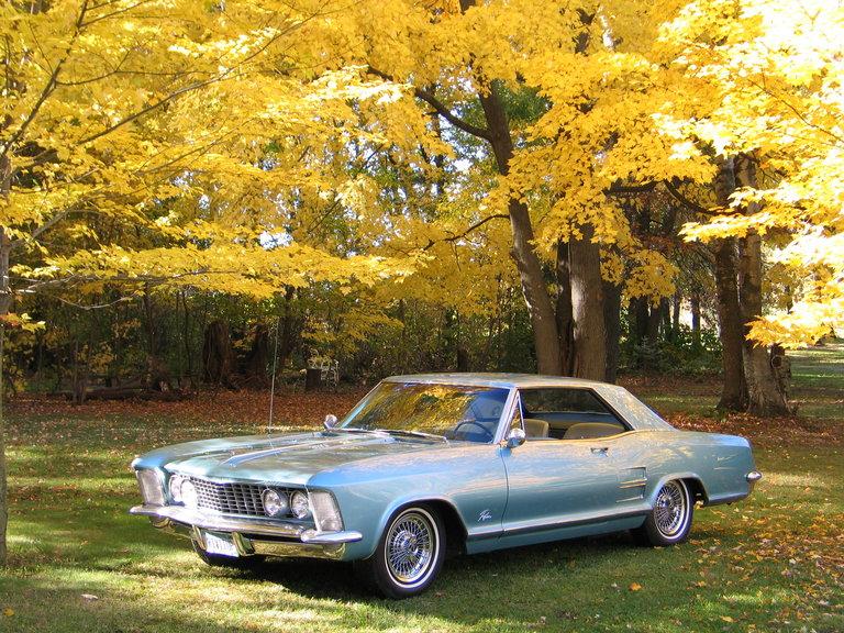 1964 - Buick, Riviera