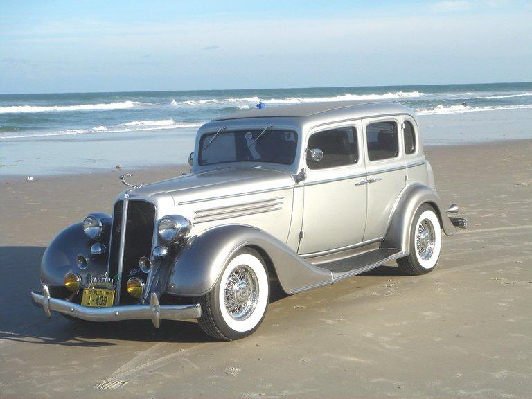 1935 - Buick, Series 41 Touring Sedan