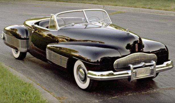 1938 - Buick, Y-Job