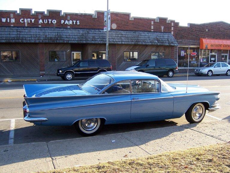 1959 - buick, lesabre