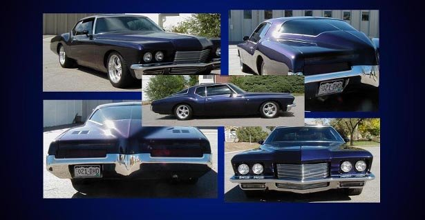 1971 - Buick, Riviera