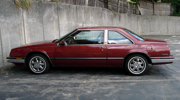 1987 - Buick, LeSabre Limited