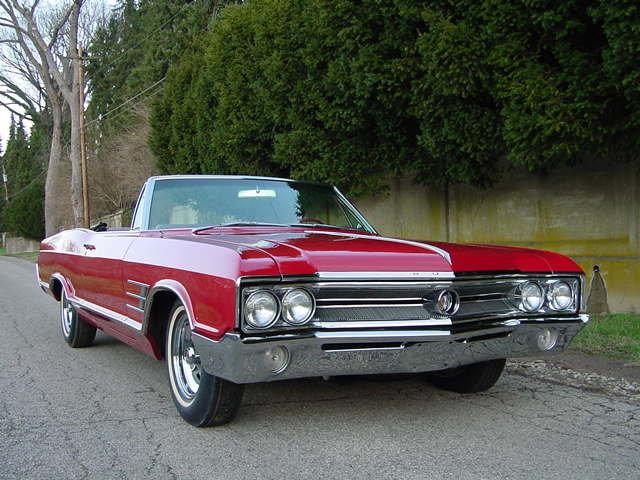 1965 - Buick, Wildcat Deluxe Convertible