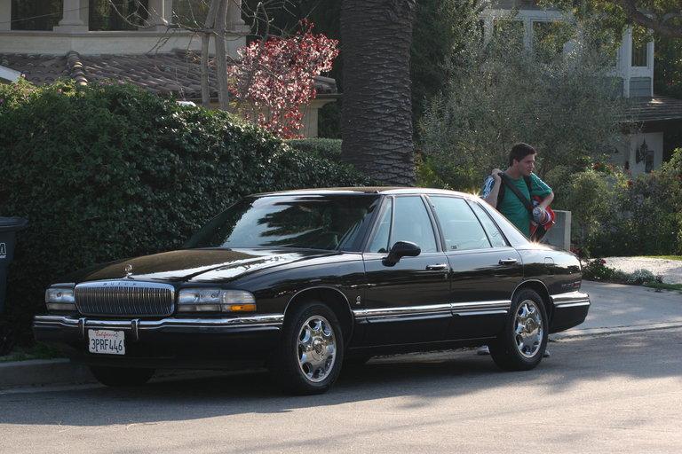 1996 - Buick, Park Avenue Ultra